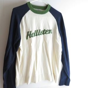 HOLLISTER mens cotton pullover sweater